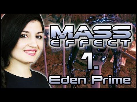 MASS EFFECT con Midna - 1. Eden Prime