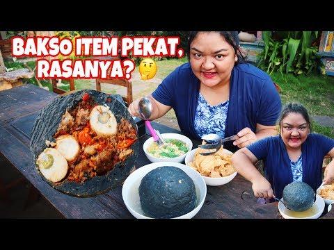 PART 2 : BAKSO ITEM PEKAT MIRIP BATU DI BAKSO KLENGER #KulinerYogyakarta