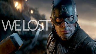 (Marvel) Avengers | We Lost