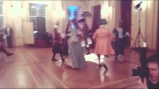 Trn v oku - Baroque dance Žofín, Prague 2014 Magisto