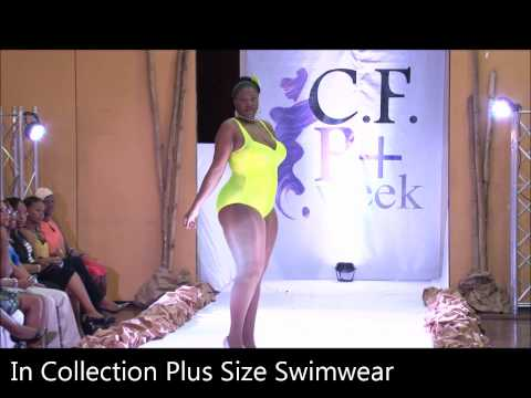 Caribbean Fashion Plus Week 2012 - Runway Caribbean Teaser