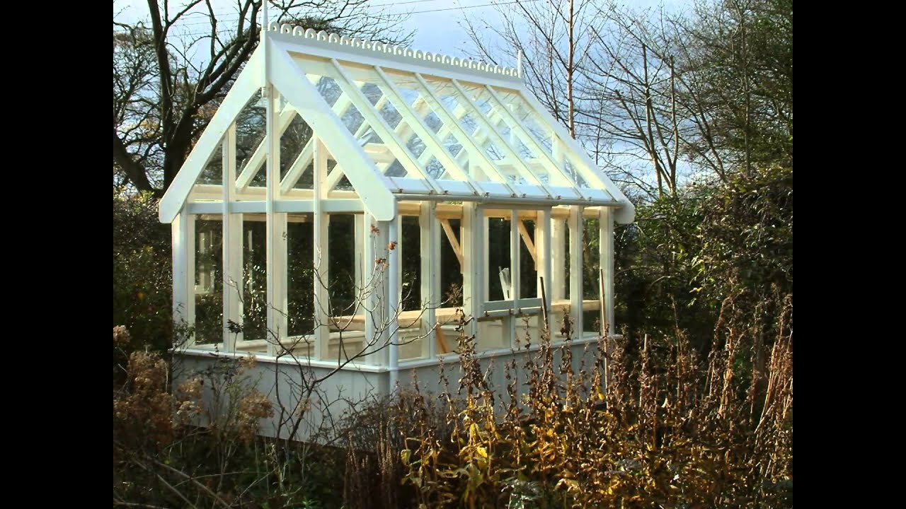Victorian greenhouse of bath youtube for Victorian style kit homes