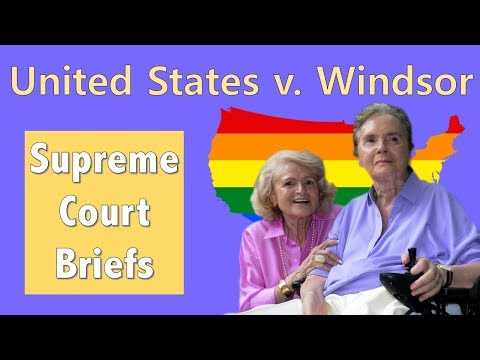 United States v. Windsor