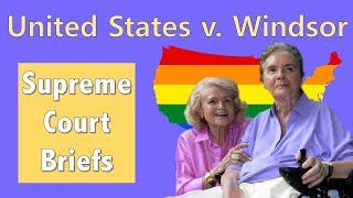 A Pathway To Same-Sex Marriage | United States V. Windsor