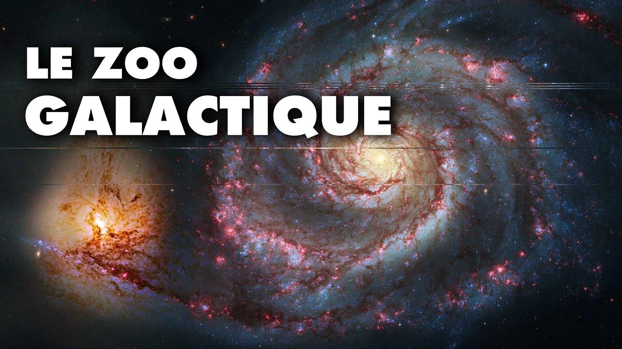 Toutes les galaxies de l'univers