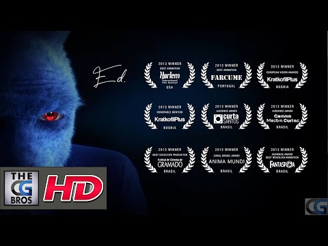 "CGI 3D **AWARD WINNING** Animated Short: ""Ed""  - by  hype.cg"