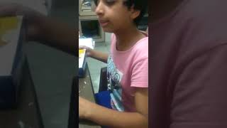 Doremon mask making for students by janvi chahal