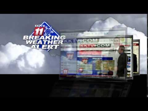Paul Greeley KKTV Breaking Weather Alert