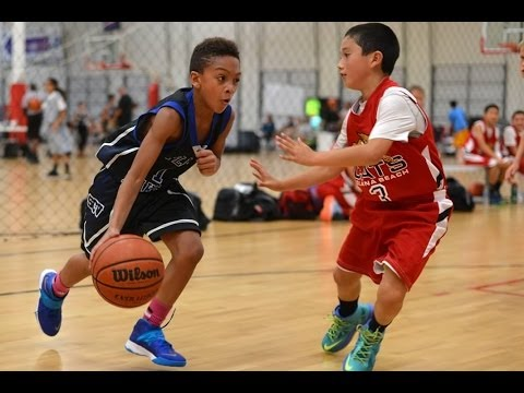 9-Year-Old Basketball Player - Our KAI DAVIS