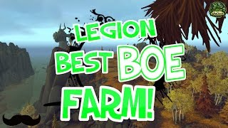 Legion : 61,164 Gold A Hour! - Best Instant Farm! - 7.1.5