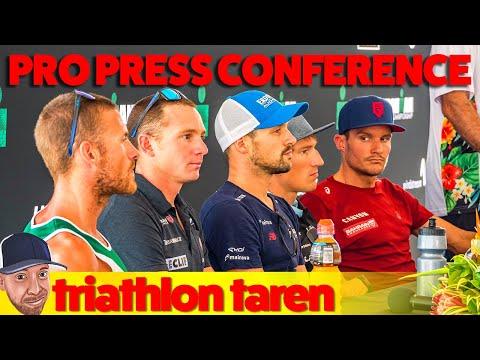 Ironman Hawaii 2017 World Championship Day 5: Pro Press Conference