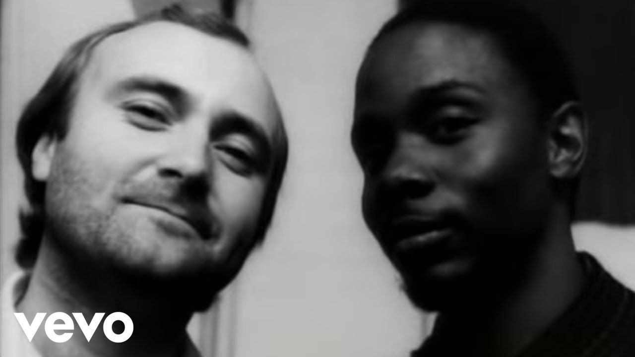 Philip Bailey, Phil Collins - Easy Lover (Official Music Video) #1