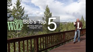Bob's Top 5 Reasons To Love 280 Silver Wolf in Evergreen