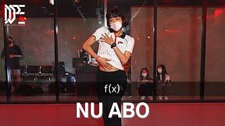 f(x)(에프엑스) - NU ABO / REDY SHIN choreography