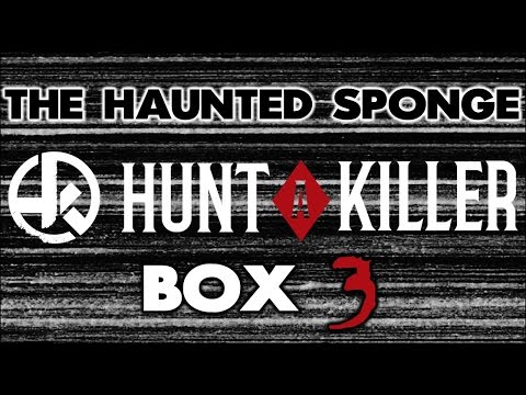 Hunt A Killer - BOX 3 - Unboxing and Theories - SPOILERS