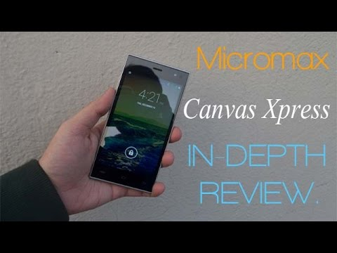 Micromax Canvas Xpress A99 Full Indepth Review | Camera Test & comparison with Motorola Moto E.