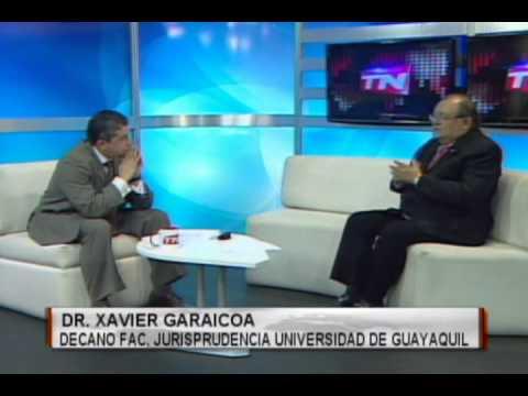 Dr. Xavier Garaicoa