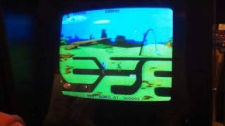 Road Runner Atari laserdisc PROTOTYPE world record recorded @ California Extreme 2010 part 2
