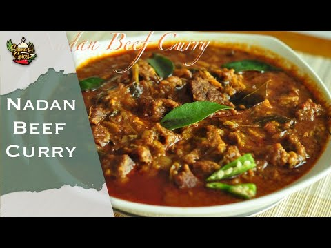 Malabar Beef Curry | Kerala Recipe - YouTube