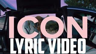Jaden Smith - Icon (Lyrics w/Video)