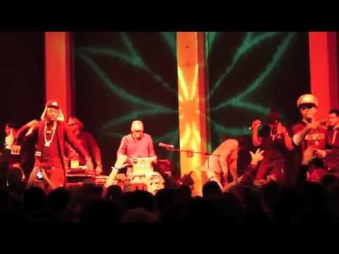 """Nappy Roots performing  """"TOKYO"""" - Live (Prod. by SMKA)"""