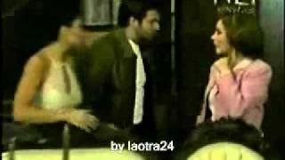 Carlota y Alvaro - Engañando a Adrian - La otra