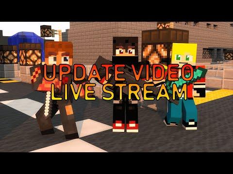 Bandit Live Stream : A Live Update! [OBS Testing]