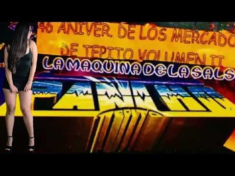 Sonido Pancho 46 Aniversario de los Mercados de Tepito Disco Completo