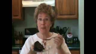 Chocolate Cherry Zucchini Cake - Jazzy Gourmet Cooking Studio