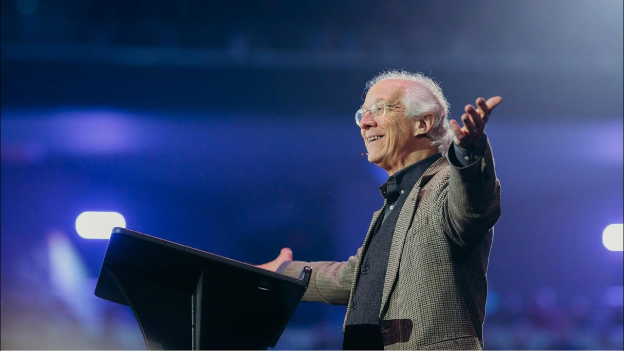What Is It Like to Enjoy God? – John Piper – Passion 2018