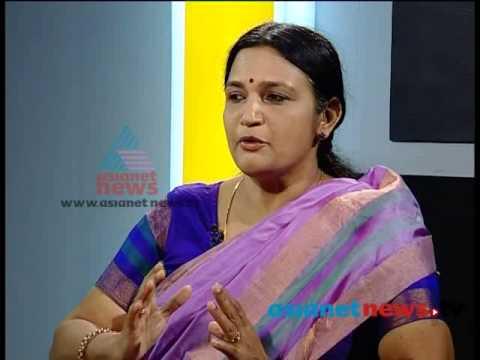 Dr.Bhavana Radhakrishnan (singer) in On Record 17th July 2013 Part 1ഭാവനാ രാധാക്യഷ്ണന്