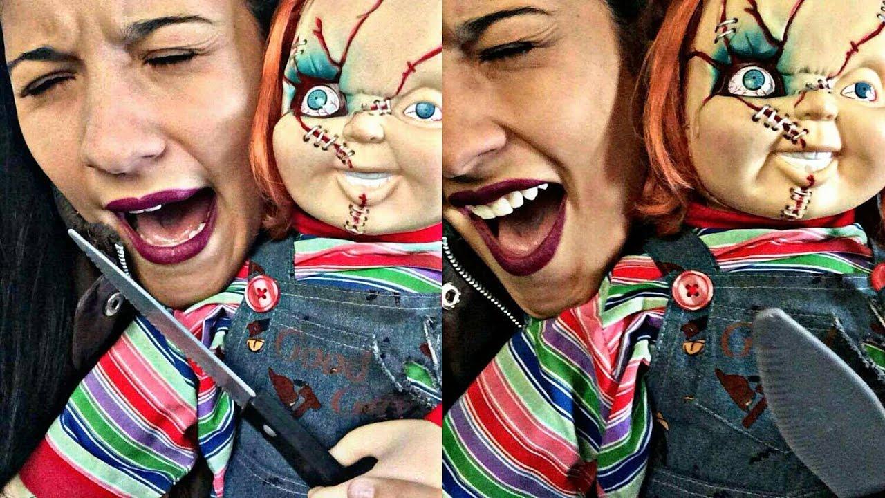 Jack Boneco Assassino Good boneco assasino chuck + història dele |nathalia keller