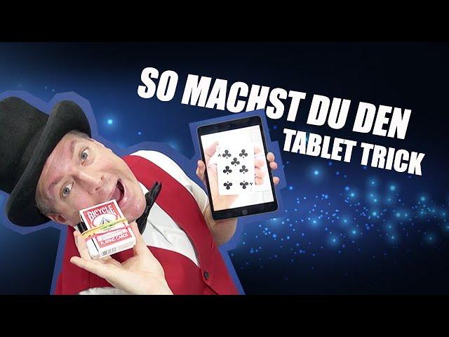 Moderne Zaubertricks für Kinder