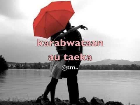 karabwataan au taeka_TMAQUAK+ENOK+MLITA - Kiribati@tm..