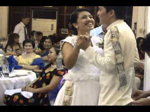 Money Dance Wedding.Wedding Emcee Manila Prosperity Dance