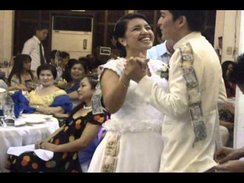 WEDDING EMCEE MANILA  PROSPERITY DANCE  YouTube