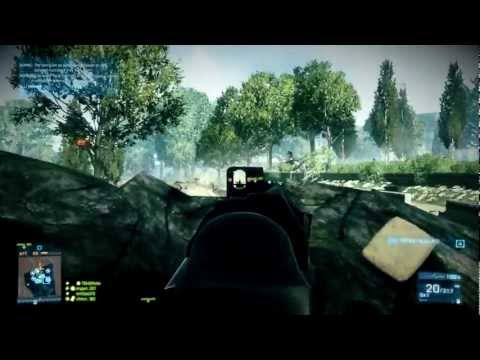 Road to being AnderZel ep.8 Battlefield 3 online gameplay (i like the f2000) - theblackheartedsoul