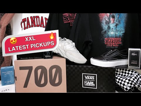XXL Latest Pickups 🛍💸 (YEEZY, ZARA, Sandro Paris, YSL, Karl Lagerfeld X VANS)   Luke Bailey
