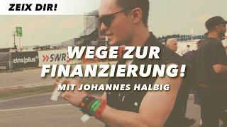 WEGE ZUR FINANZIERUNG – Johannes Halbig