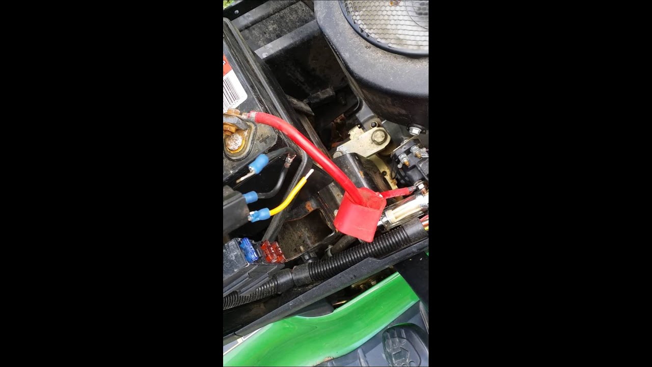 X304 ignition switch byp on