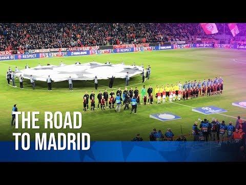 Van Graz tot Madrid, dit is de Europese weg van Ajax