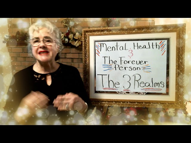 Mental Health and The Forever Person, The Three Realms, Series 2, Episode 3