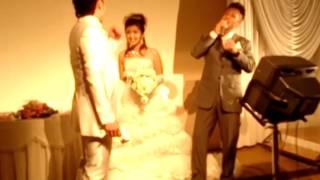 後輩の結婚式、泣きそうになりながら歌ったら息がまったく続きません笑 ...