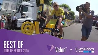 Tour de France 2015 - best of the onboard cameras