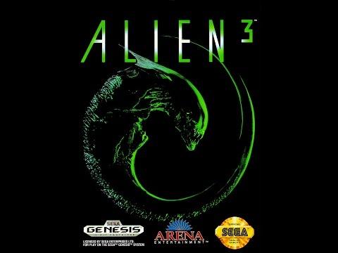 Sega Genesis / Mega Drive-Longplay-Alien 3 (U)
