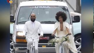 HIPTV NEWS - SOLANGE KNOWLES HONEYMOONS IN BRAZIL WITH HUSBAND ALAN FERGUSON