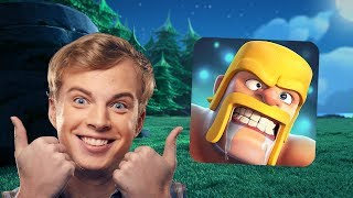 NEW CLASH OF CLANS UPDATE! My First Look
