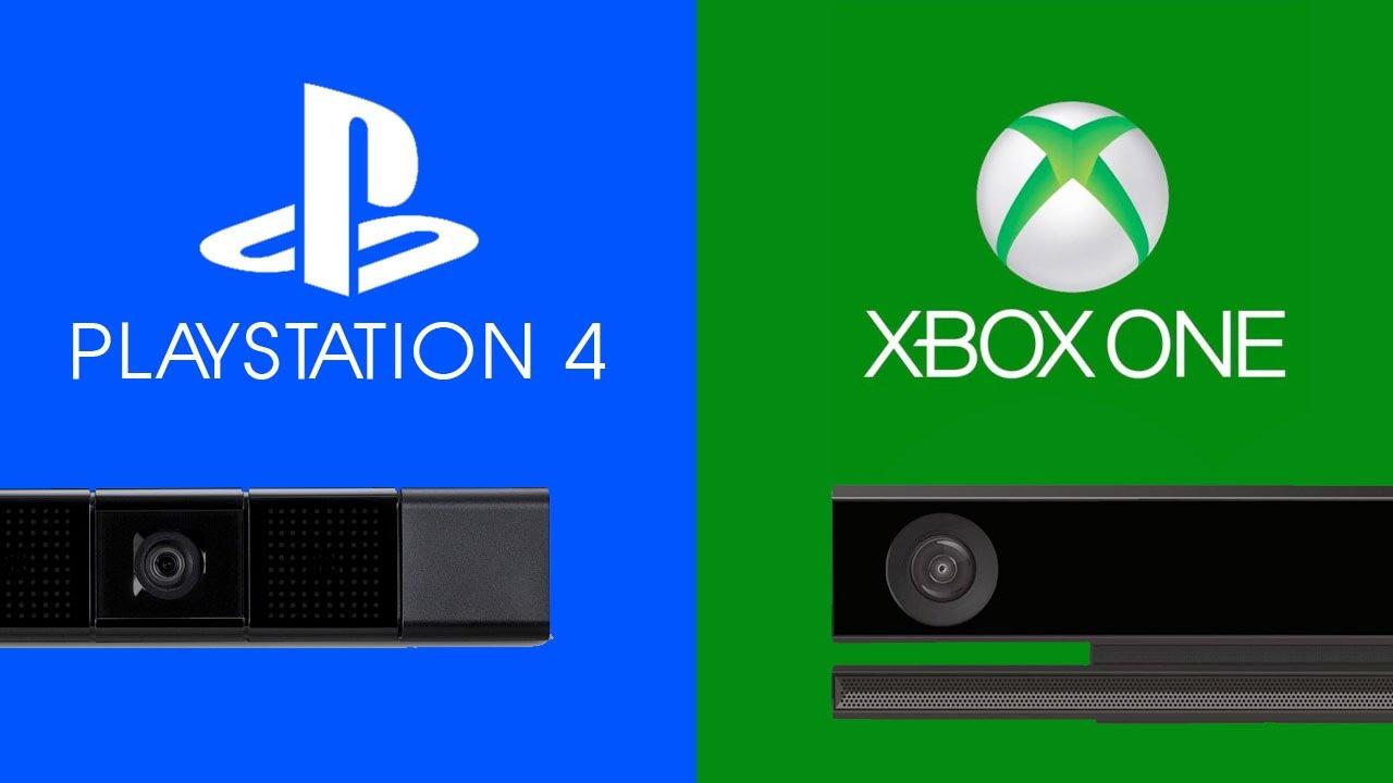 Xbox one vs ps4 camera comparison youtube sciox Gallery