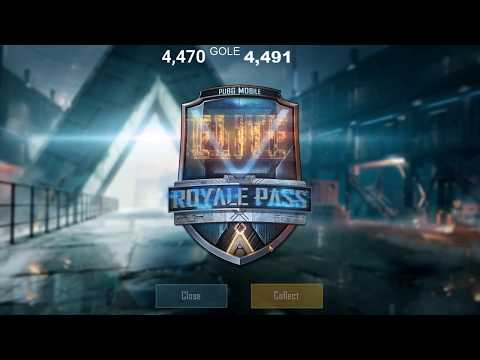 PUBG MOBILE BUY ROYALE PASS S11 NO PROMOTIONS