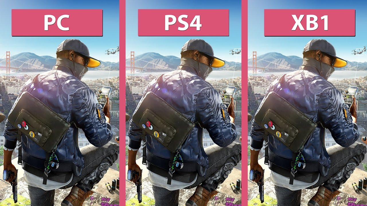 Pictures Of Watch Dogs 2: PC Ultra Vs. PS4 Vs. Xbox One Graphics